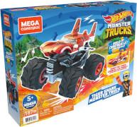 Mattel GVM14 Mega Construx Hot Wheels Monster Trucks, sortiert