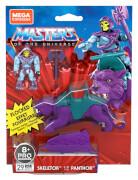 Mattel GVY17 Mega Construx Probuilder Masters of the Universe Skeletor and Panthor