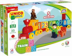 UNICO plus - Zug Set Vorschule