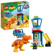 LEGO® DUPLO® 10880 Jurassic World T-Rex Aussichtsplattform, 22 Teile