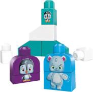 Mattel GPT77 Mega Bloks Polar Freunde