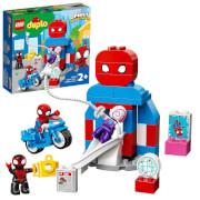 LEGO® DUPLO® 10940 Spider-Mans Hauptquartier