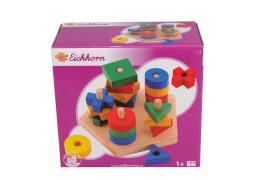Simba Eichhorn Steckspiel