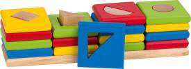 GoKi Sortierspiel  Farben und Formen