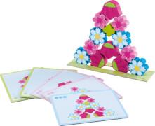 HABA Stapelspiel Blumenzauber