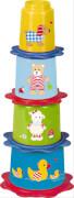 Die Spiegelburg 13982 BabyGlück - Stapelbecher, ab 3 Jahre