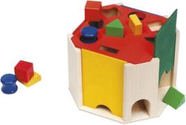 Selecta Quatrino, Sortierbox, 20 cm