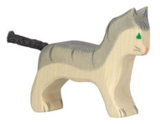 GoKi Katze, klein, grau