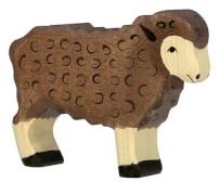 GoKi Schaf, stehend, schwarz