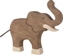 GoKi Elefant, Rüssel hoch