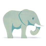 Tenderleaftoys - Holztier Elefant
