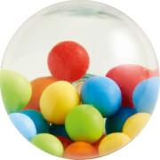HABA - Kullerbü-Effektkugel Bunte Bälle, # 4,6 cm