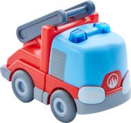 HABA - Kullerbü-Feuerwehr-Leiterwagen, ca. 9x7 cm, ab 2 Jahren