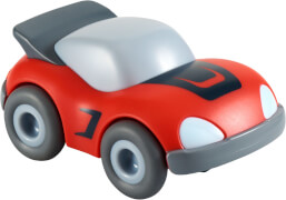 Haba Kullerbü  Roter Sportwagen