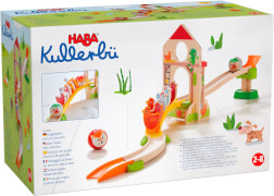 HABA Kullerbü – Kugelbahn Hühner-Domino