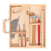 Werkzeugkasten - 6 Werkzeuge les jouets d`hier