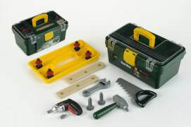 Theo Klein Werkzeugbox mit Ixolino und Zubehör