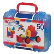 Bristle Blocks 50 Teile im Koffer