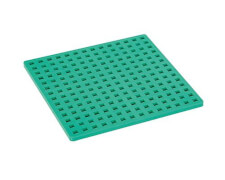 Plus-Plus - Baseplate green 2 pcs