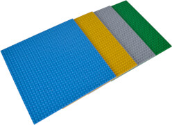 Blox 4x Bauplatte je 25x25cm