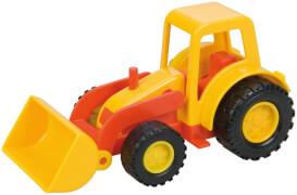 LENA Mini-Komp.Traktor mit Schaufel