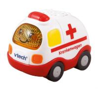 Vtech 80-119704 Tut Tut Baby Flitzer - Krankenwagen, ab 12 Monate - 4 Jahre, Kunststoff