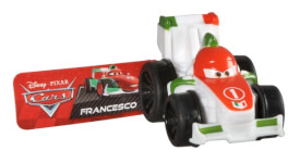 Mattel Wheelies Cars Francesco