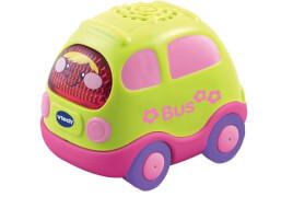 Vtech 80-119554 Tut Tut Baby Flitzer - Bus, pink, ab 12 Monate - 5 Jahre, Kunststoff
