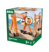 BRIO 63373200 Container-Verladekran