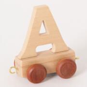Buchstabenzug A