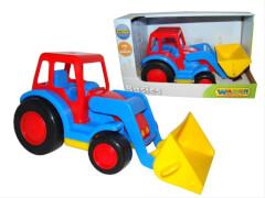 Wader Basic Traktor mit Schaufel