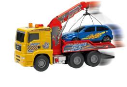 Air Pump Tow Truck