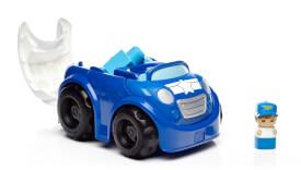 Mattel Mega Bloks Polizeiauto