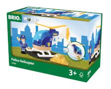 BRIO 63382800 Polizeihubschrauber
