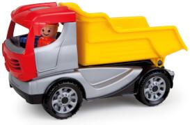 LENA Truckies Bagger (In-/Outdoor), Kunststoff/Metall, ca. 22 cm, ab 3 Jahre