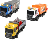 Dickie Scania City Team, 3-fach sortiert