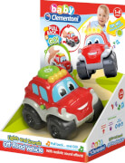 Clementoni Baby - Off-Road Fahrzeug Lights und Sounds, Kunststoff, ab 12 Monate