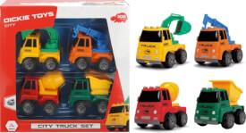 Dickie City Truck Set