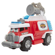 Mr. Hosey, das fleißige Feuerwehrauto