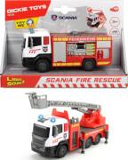 Dickie Scania Fire Rescue, 2-fach sortiert