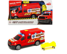 Dickie City Ambulance