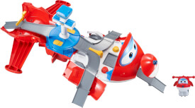 Super Wings Jett's Take-off Tower Spielset