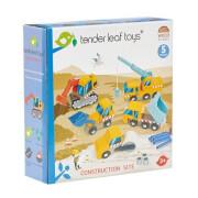 Tenderleaftoys - Fahrzeuge Baustelle