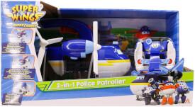 2-in-1 Police Patroller