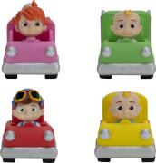 CoComelon - Mini-Fahrzeuge, sortiert
