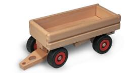 Fagus LKW-Kipper-Anhänger