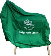 Helga Kreft - Abdeckung für Gartenpferde