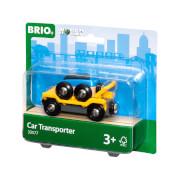 BRIO 63357700 Autotransporter mit Rampe