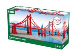 BRIO 63368300 Hängebrücke