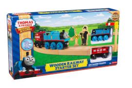 Mattel Thomas und seine Freunde Starter Set Holz